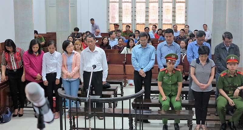 Cựu ĐBQH Thu Nga kêu oan nhưng tòa tuyên chung thân - ảnh 1