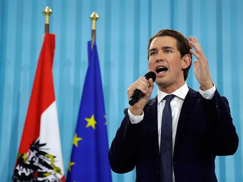 Cơn địa chấn 'thần đồng' chính trị Áo - ảnh 1