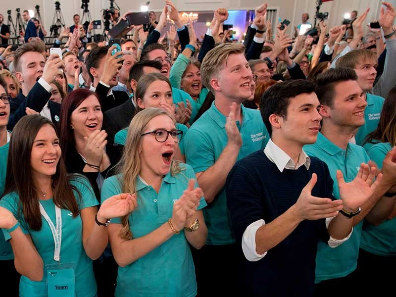 Cơn địa chấn 'thần đồng' chính trị Áo - ảnh 2