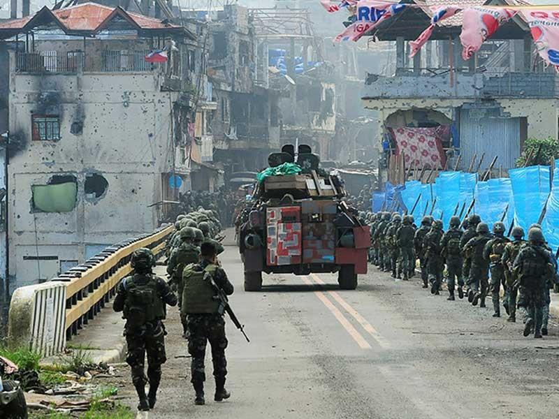 Philippines cận kề chiến thắng - ảnh 1