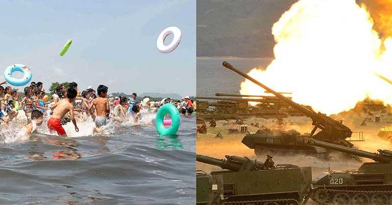 Hé lộ bất ngờ về bãi thử tên lửa Triều Tiên - ảnh 1