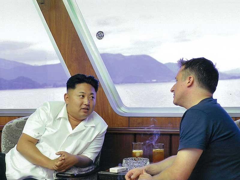 Hé lộ bất ngờ về bãi thử tên lửa Triều Tiên - ảnh 2