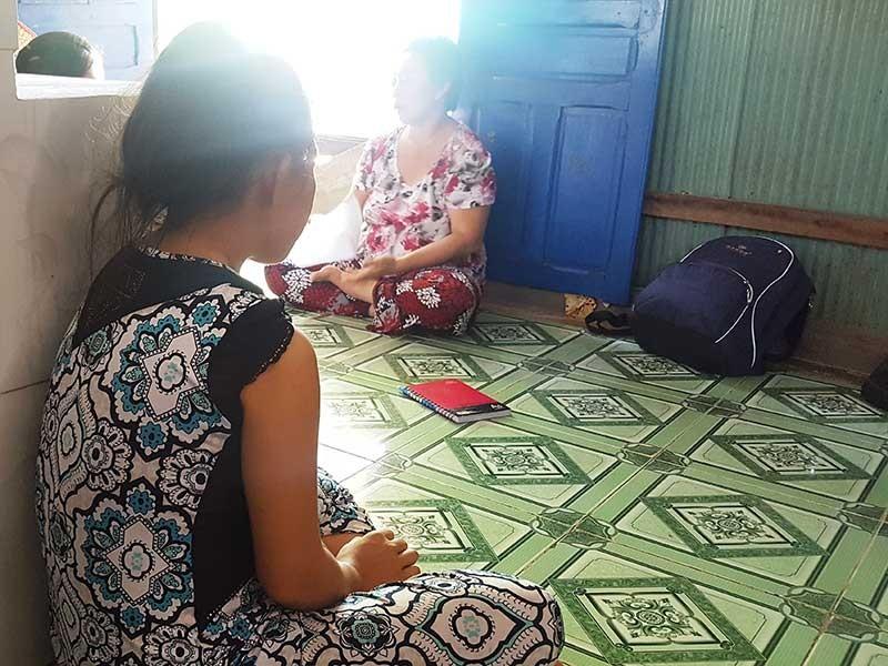 Nữ sinh 15 tuổi nghi bị xâm hại phải sinh con - ảnh 1