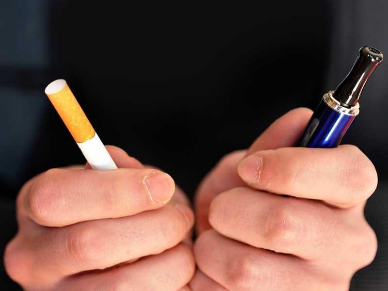 Thuốc lá điện tử hại không thua gì thuốc lá thường - ảnh 1