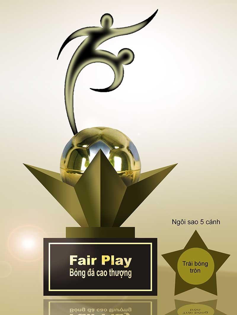 Về cuộc thi sáng tác cúp Fair Play - Bóng Đá Cao Thượng - ảnh 1