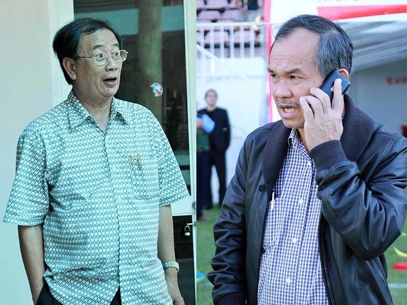 Hai ông chủ trong ngôi nhà VFF - ảnh 1