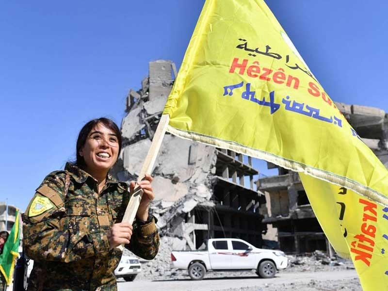 Thế trận sau Raqqa - ảnh 1