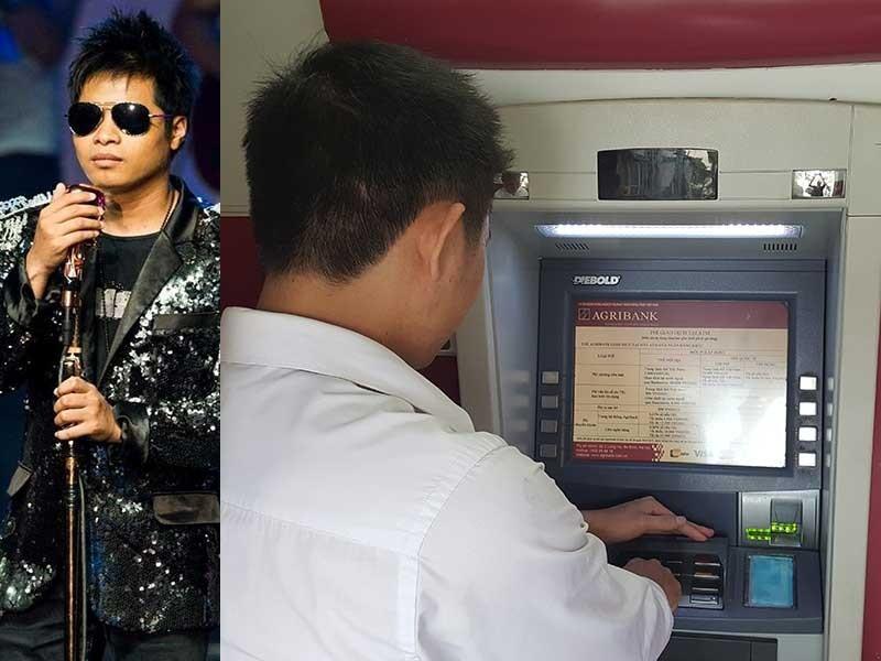 Một ca sĩ khiếm thị bị từ chối mở thẻ ATM - ảnh 1