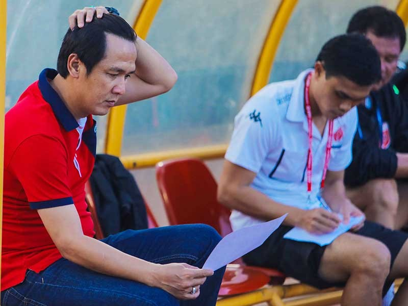 Thanh Hóa giã từ giấc mơ vô địch V-League - ảnh 2