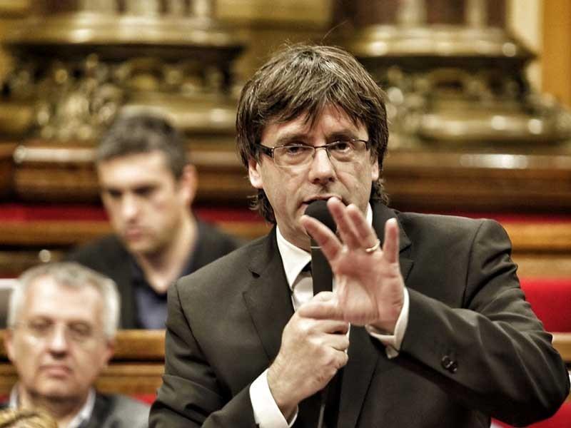 Ấn định ngày quyết định số phận Catalonia - ảnh 1