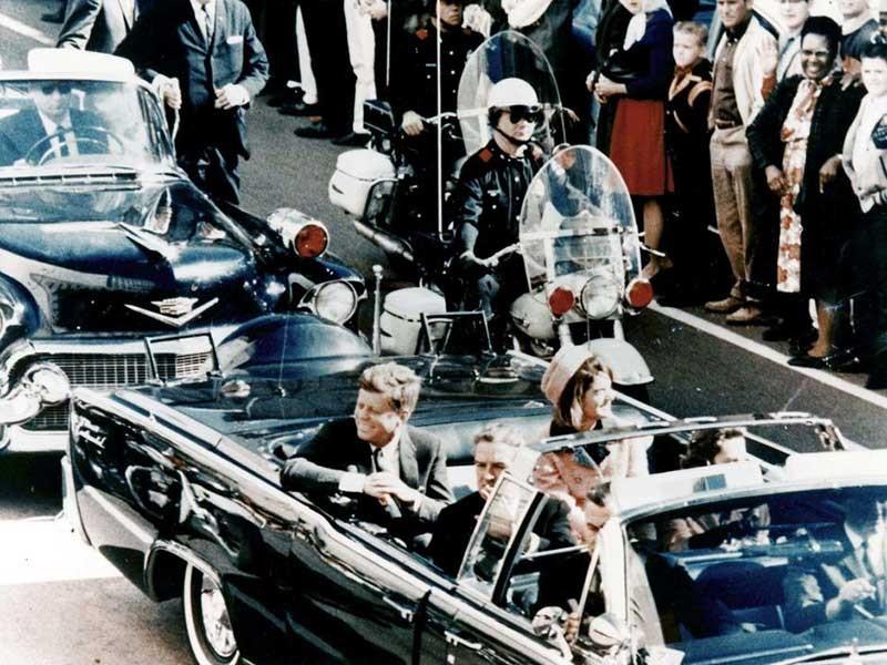 Hé lộ bí ẩn vụ ám sát Tổng thống Kennedy - ảnh 1
