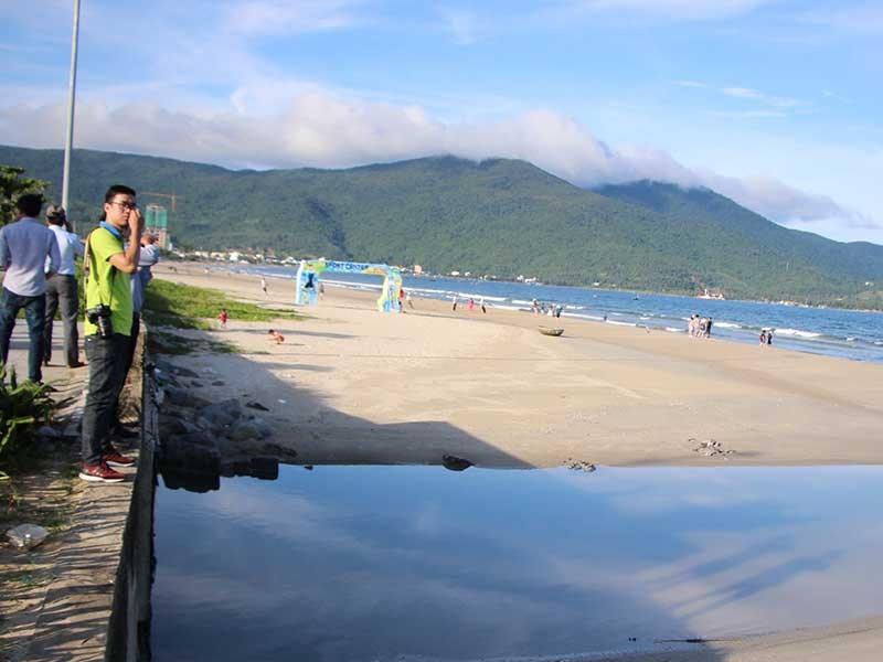 Đại dự án cứu biển Đà Nẵng trên 3.500 tỉ đồng - ảnh 1