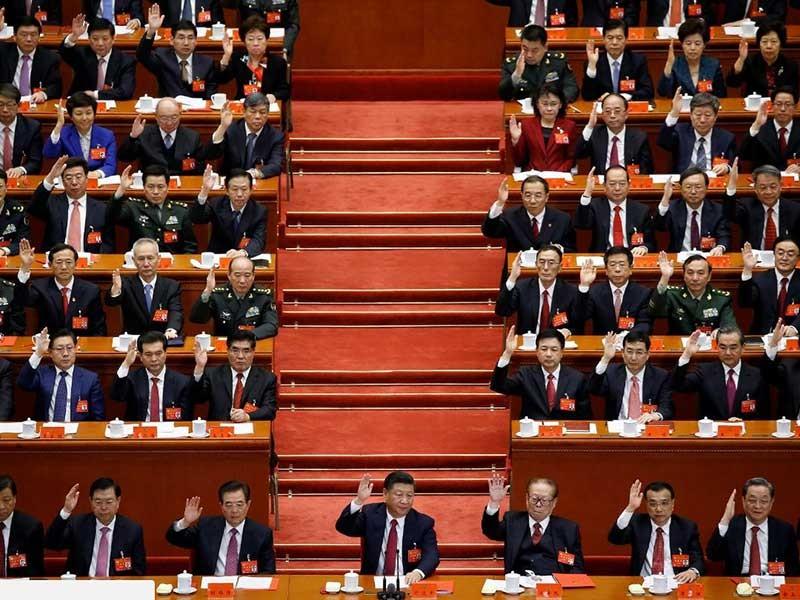 Trung Quốc chờ đón thế hệ lãnh đạo mới - ảnh 1
