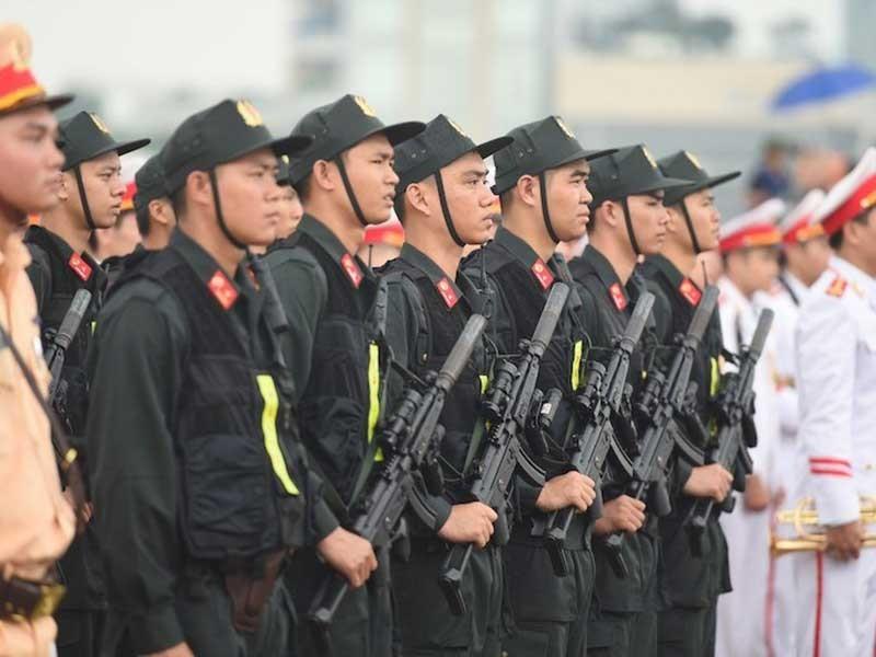 Thủ tướng: Không để tội phạm phá hoại tại APEC 2017 - ảnh 1