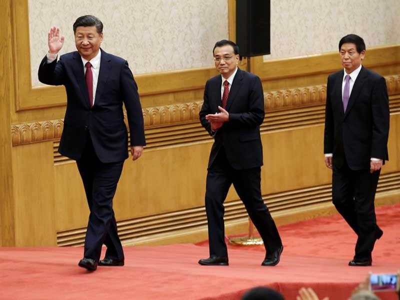 Các nhân vật quyền lực mới của Trung Quốc - ảnh 1