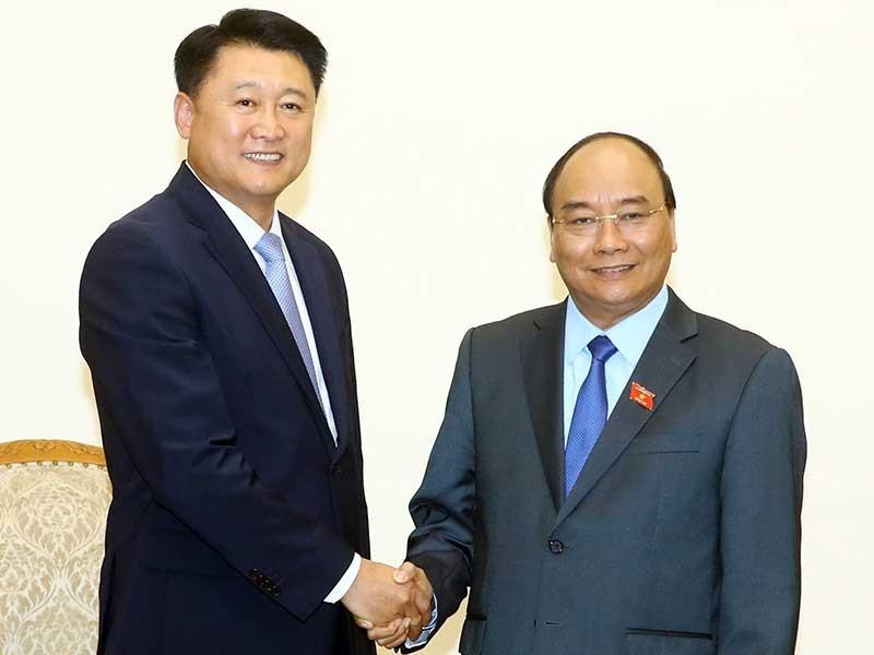 VN-Hàn Quốc thúc đẩy hợp tác trong phòng chống tội phạm - ảnh 1