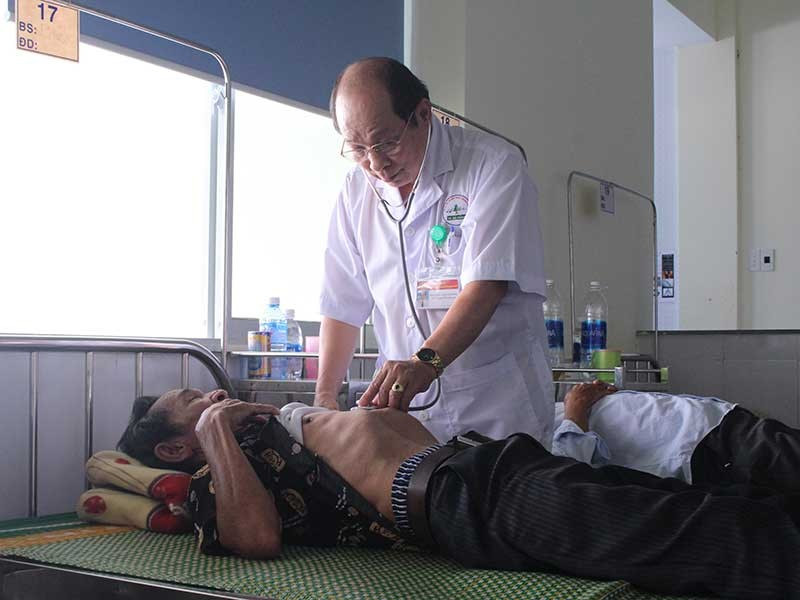 Đà Nẵng 'khát' bác sĩ - ảnh 1