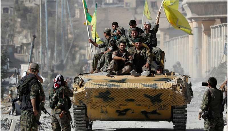 Quân đội Mỹ sẽ tiếp tục sa lầy ở Syria? - ảnh 3