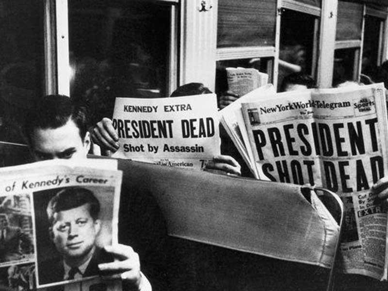 Hé lộ bất ngờ về hung thủ ám sát ông Kennedy - ảnh 1