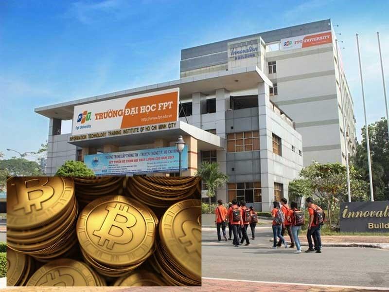 Đại học FPT thu học phí bằng tiền ảo có bất hợp pháp? - ảnh 1