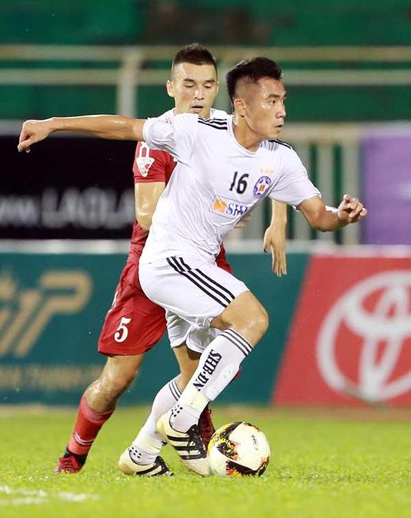 Vòng 23 Toyota V-League: Đừng diễn kịch với ông Park! - ảnh 1