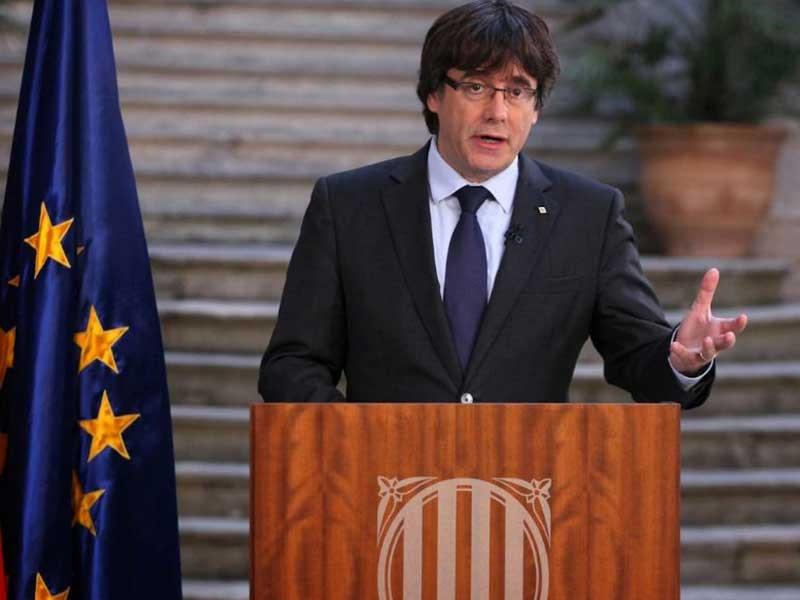 Cựu lãnh đạo Catalonia có thể lãnh 30 năm tù - ảnh 1