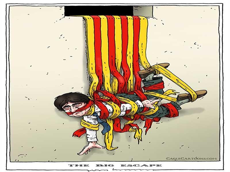 Catalonia và luật pháp quốc tế - ảnh 1