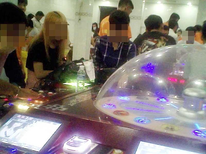 Đủ chiêu đối phó nạn cờ bạc ở tiệm game bắn cá - ảnh 1