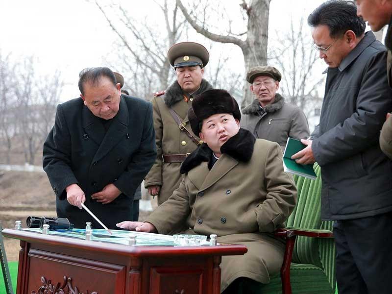Tình báo Hàn Quốc: Triều Tiên sắp phóng tên lửa - ảnh 1