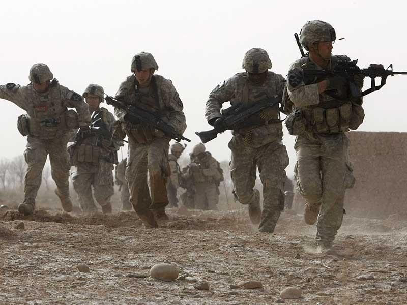 Thêm một lính Mỹ thiệt mạng ở Afghanistan - ảnh 1