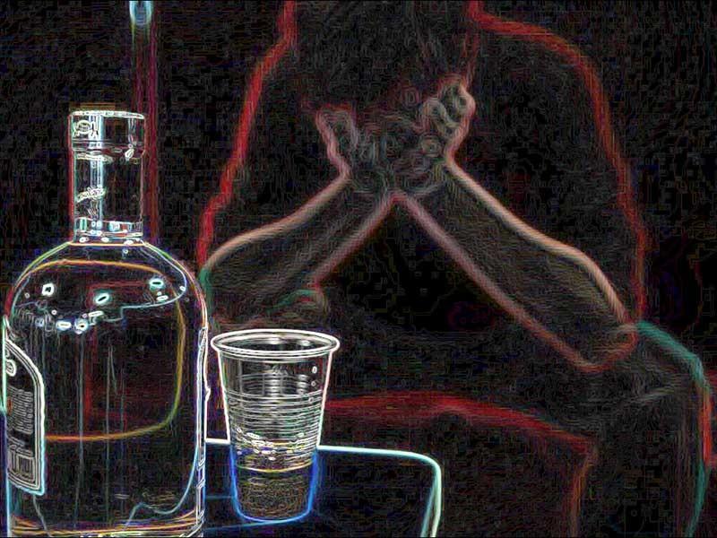 Loạn thần do... cai rượu - ảnh 1