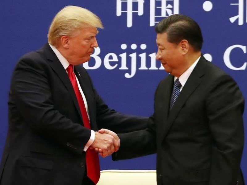 Ông Trump lạc quan về thương mại Mỹ-Trung - ảnh 2