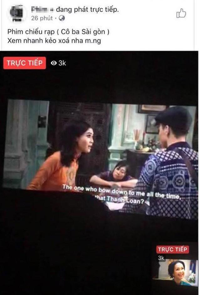 Ra rạp xem phim, livestream phát tán có bị tội? - ảnh 1