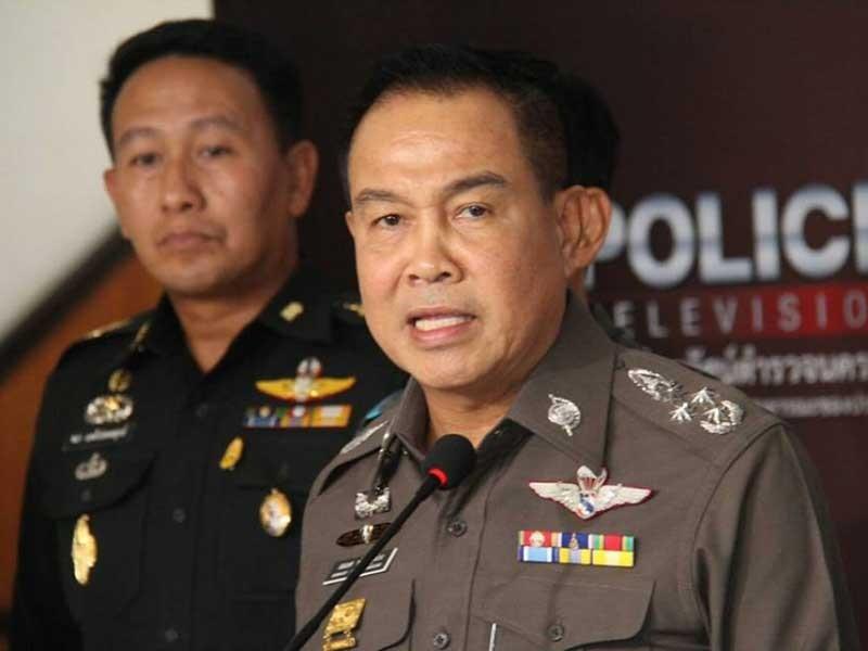 Chủ tịch LĐBĐ TháiLan quyết trị nạn bán độ ở Thai-Leage - ảnh 1