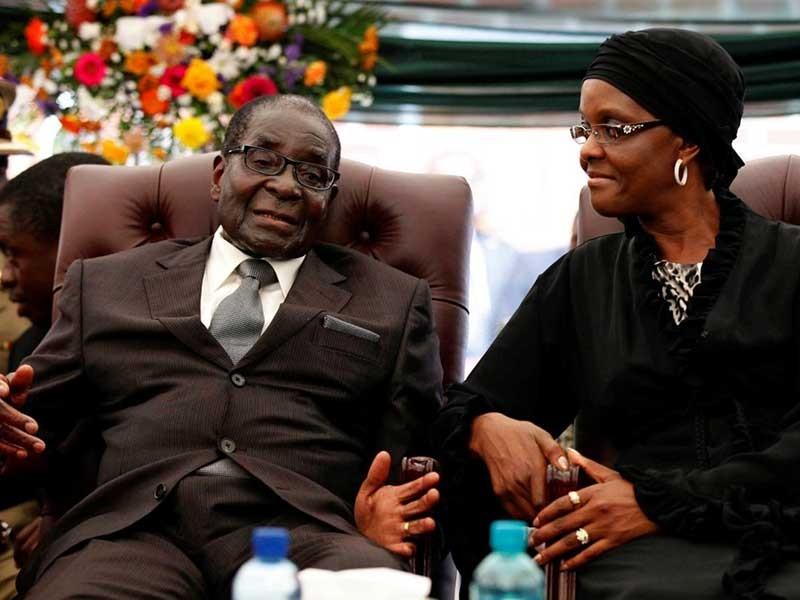 Hé lộ hậu trường vụ binh biến ở Zimbabwe - ảnh 1