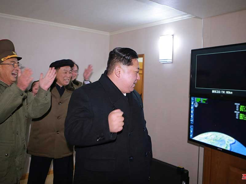Hàn Quốc: Triều Tiên chưa vượt 'lằn ranh đỏ' - ảnh 1
