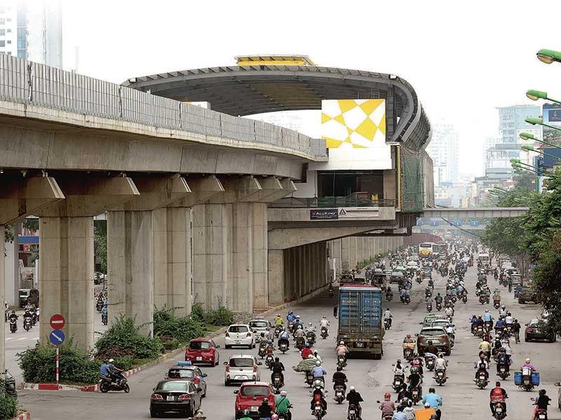 Cử tri Hà Nội lo chất lượng các tuyến metro  - ảnh 1