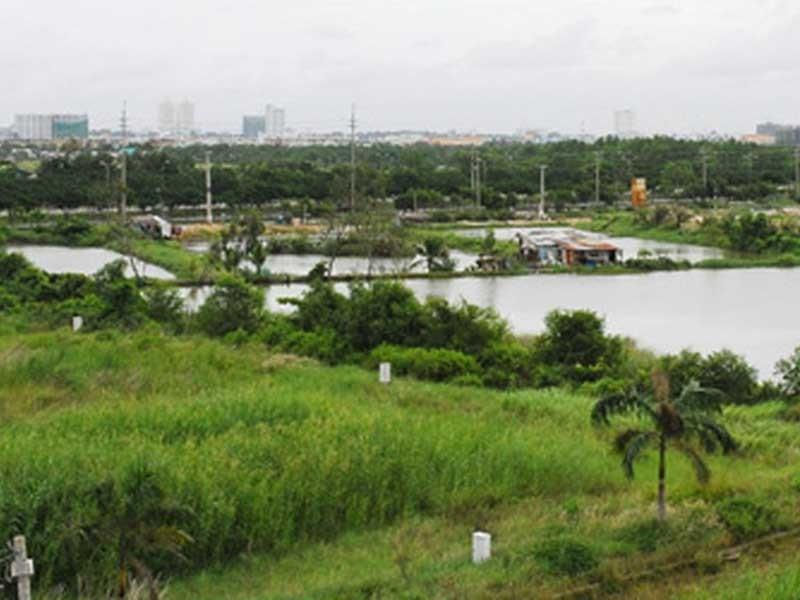 Đề xuất cấp phép xây tạm đất quy hoạch treo - ảnh 1