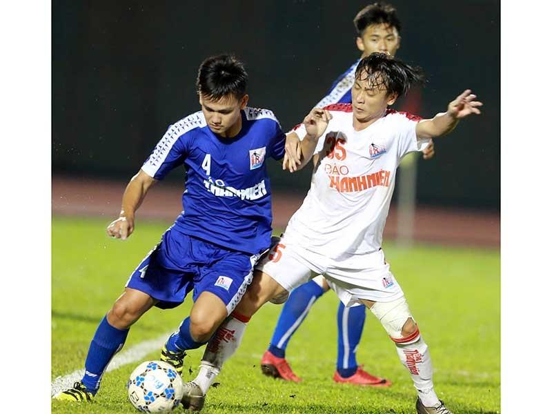 U-21 HA Gia Lai vô địch với dấu ấn Chung Hae-soung - ảnh 1