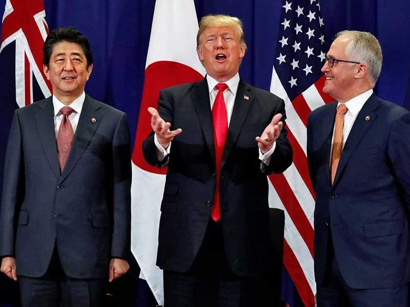 Củng cố liên minh Ấn Độ - Nhật - Úc - ảnh 1