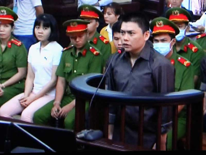 Kẻ chủ mưu khủng bố sân bay Tân Sơn Nhất lãnh 16 năm tù - ảnh 1
