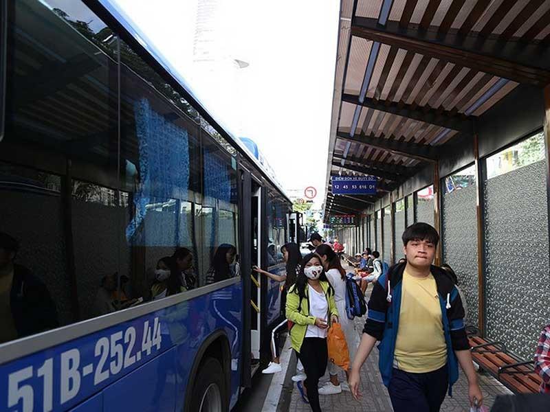 Khánh thành trạm điều hành xe buýt hơn 8 tỉ ở TP.HCM - ảnh 1
