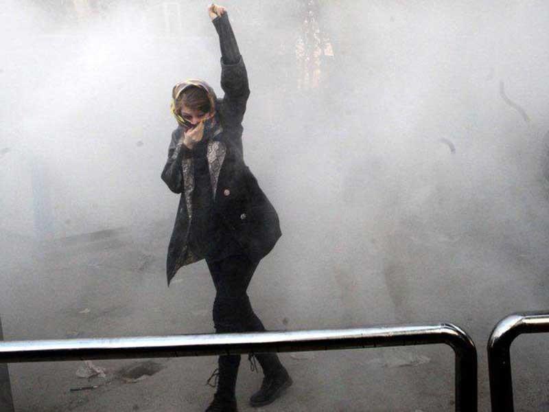 Mỹ tiếp tục lên tiếng về biểu tình Iran - ảnh 2