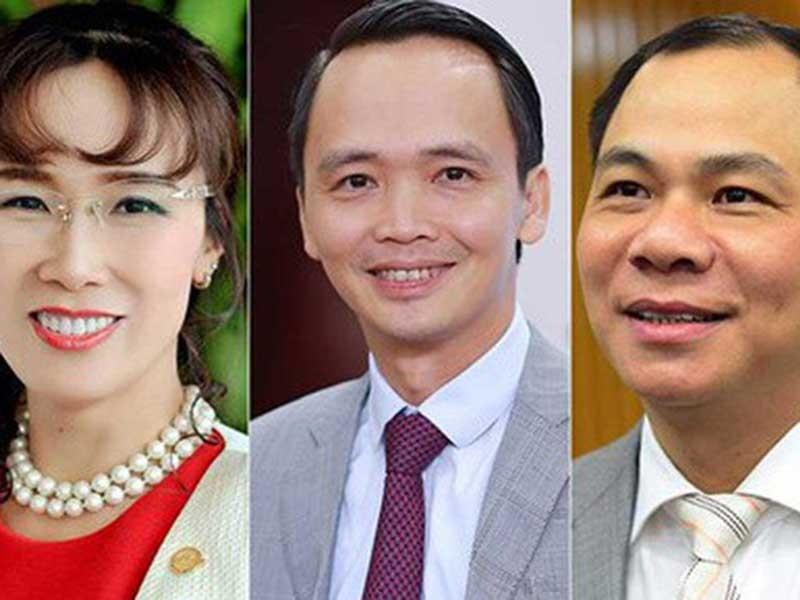 Bất ngờ từ 5 người giàu nhất sàn chứng khoán - ảnh 1