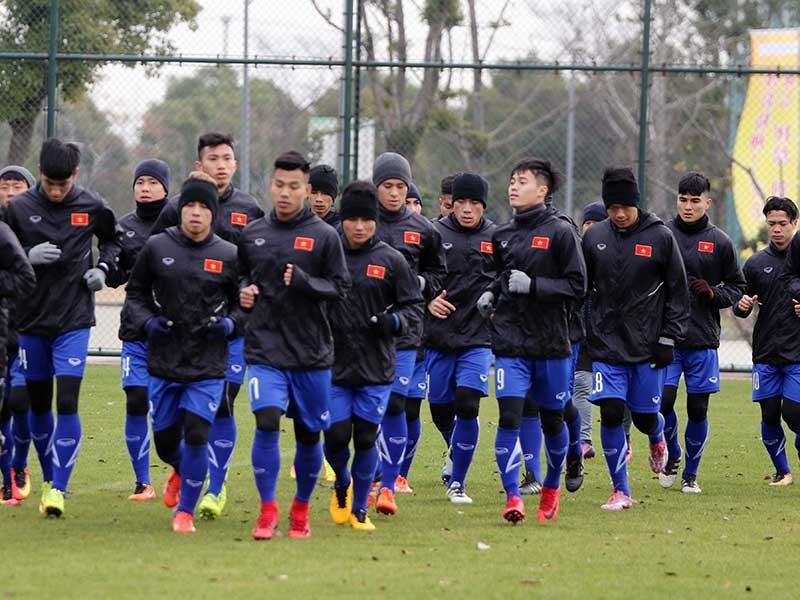 HLV Park Hang-seo gút 23 cầu thủ dự U-23 châu Á - ảnh 1