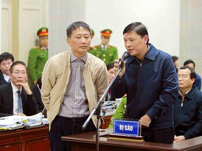 Ông Đinh La Thăng khẳng định không ưu ái PVC - ảnh 1