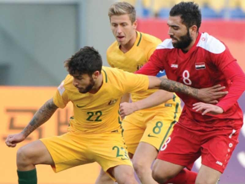 U-23 Úc khó chịu hơn U-23 Hàn Quốc - ảnh 1