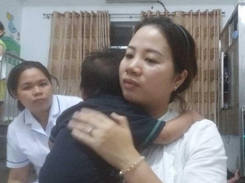 Nhật ký phóng viên vụ mẹ ẵm con ăn xin chơi ma túy - ảnh 1