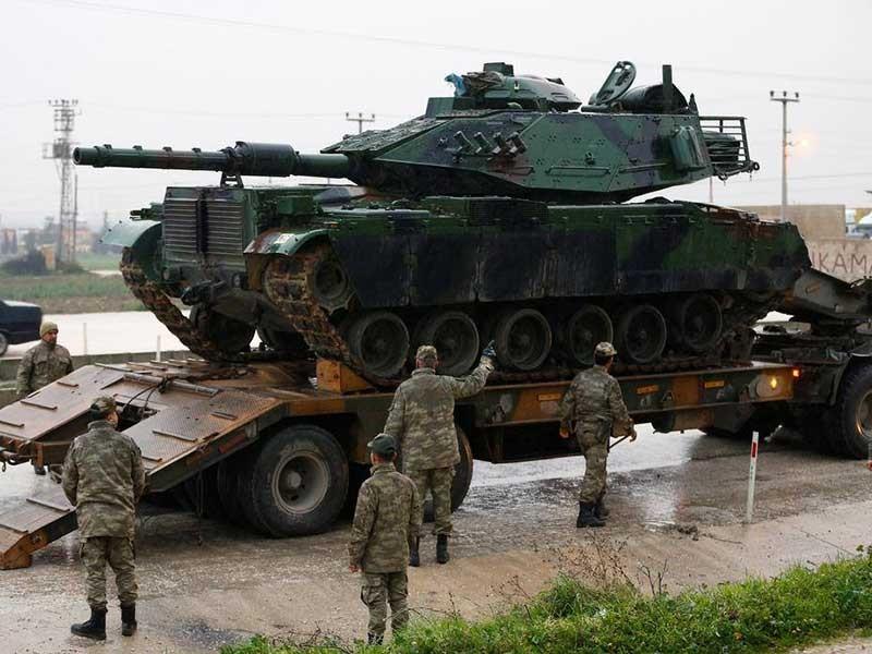 Đồng minh nổi giận, Mỹ nhượng bộ ở Syria - ảnh 1