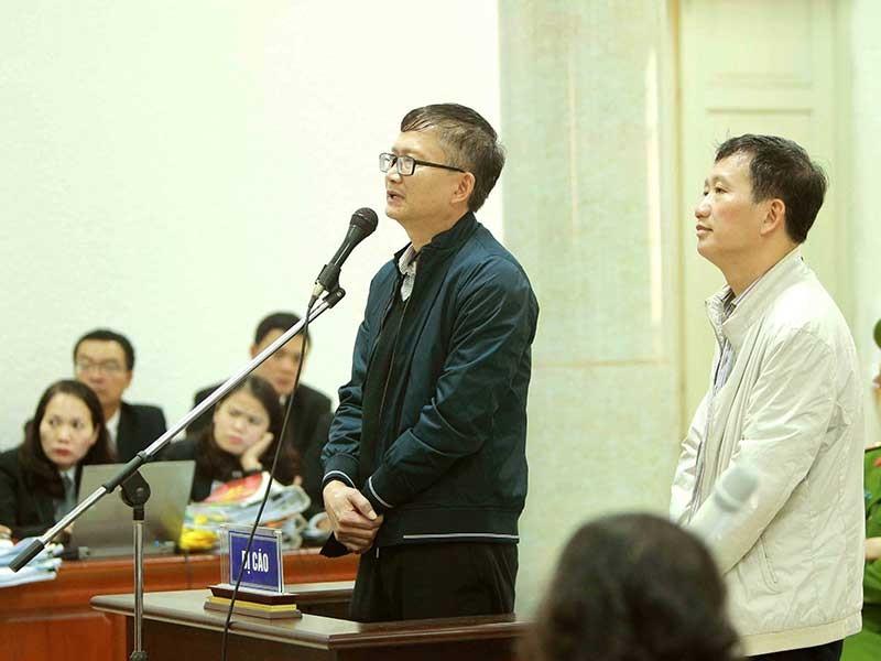 Ông Trịnh Xuân Thanh phủ nhận tham ô 14 tỉ - ảnh 1